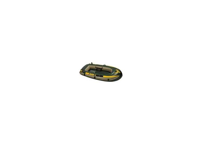надувная лодка intex 236х114х41см